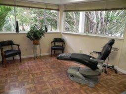 Hair Restoration Procedure Room at Weston Center in Florida