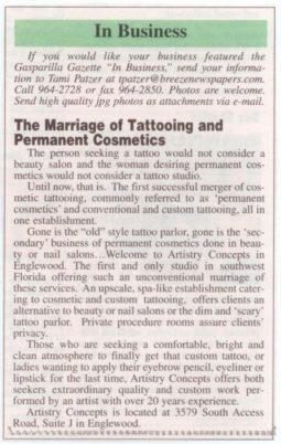 Gasparilla Gazette February 2008