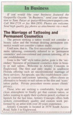 Gasparilla Gazette February 2008