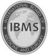IBMS Logo