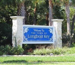 Longboat Key Sign