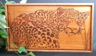 Weston Laser Carving