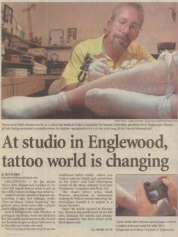 The Englewood Review - March 2008